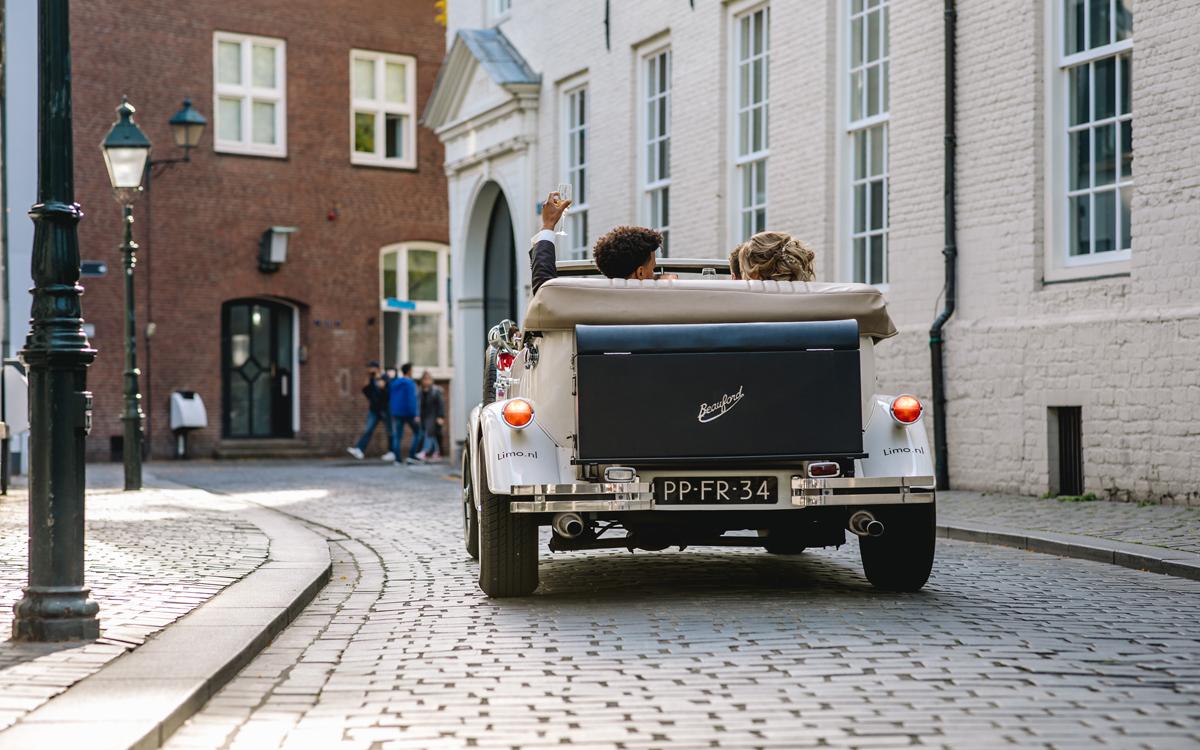 cabrio oldtimer Beauford