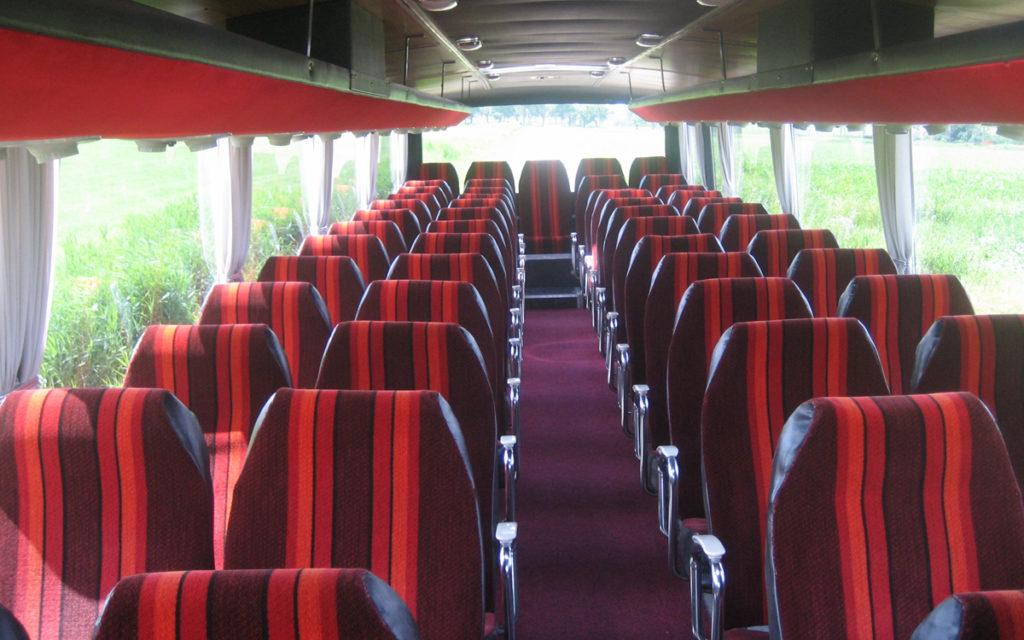 Intieur bova bus oldtimer