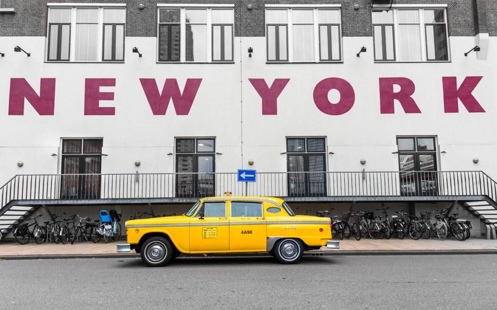 new york gele taxi checker