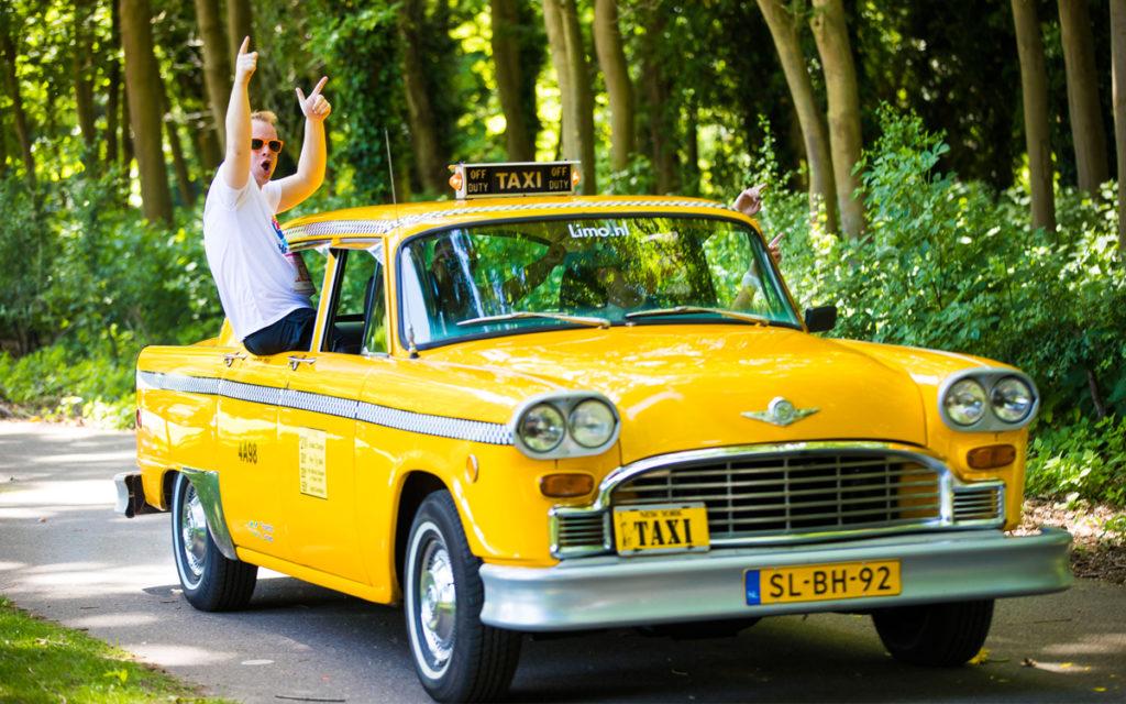 gele new york taxi checker