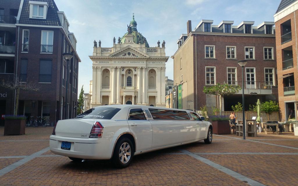 luxe limousine huren wit