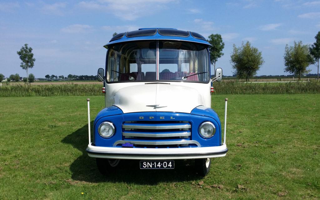 oldtimer bus opel blitz