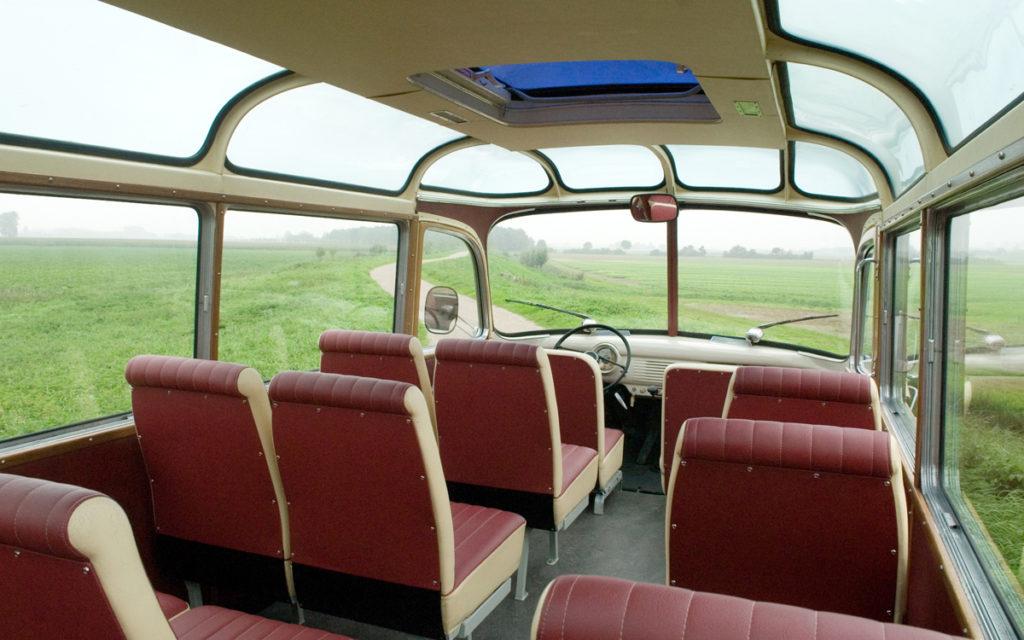 opel blitz oldtimer bus huren familie vervoer
