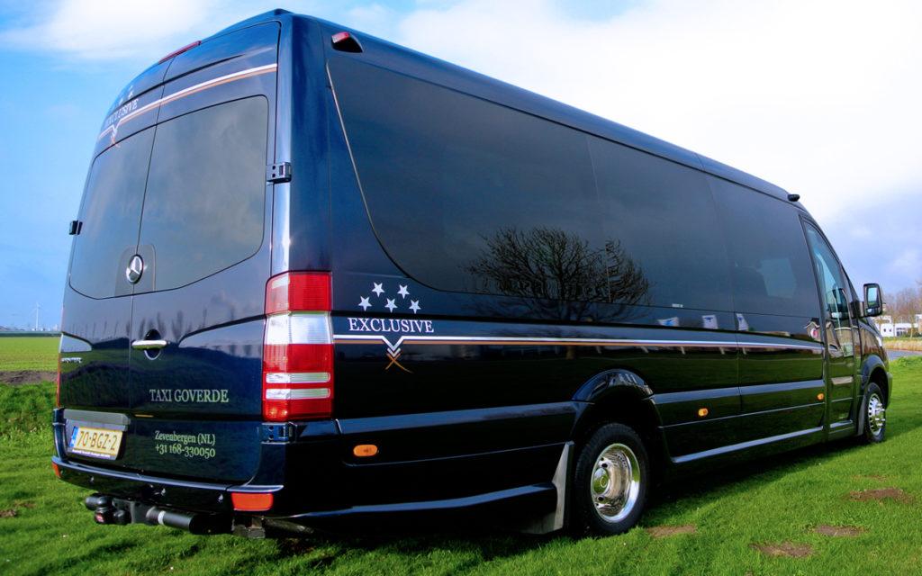 vip bus zakelijk vervoer