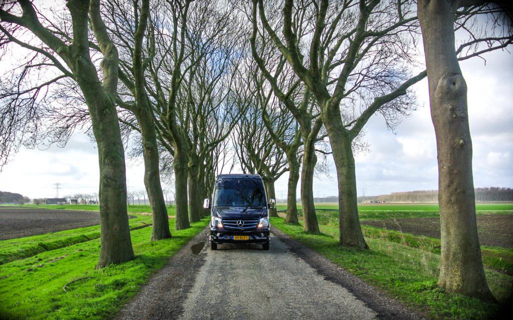 Vip bus in nederland