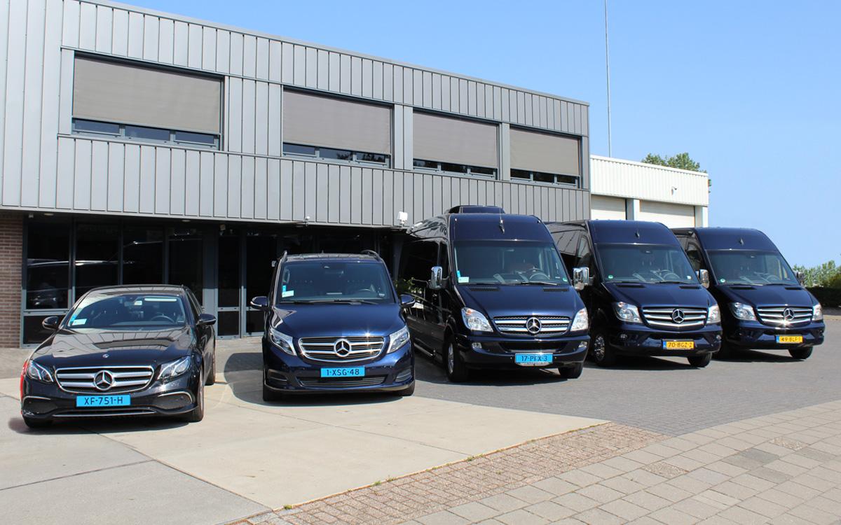 VIP wagens huren