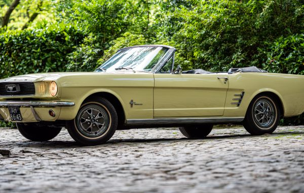 1966 Ford Mustang Cabrio