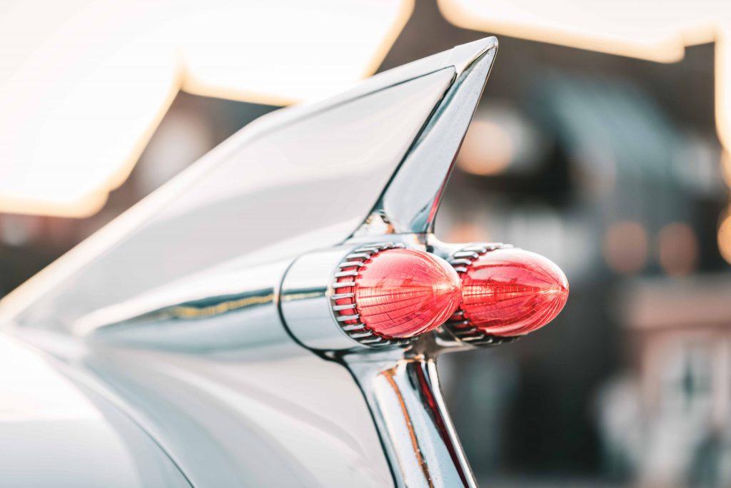 Cadillac vleugel