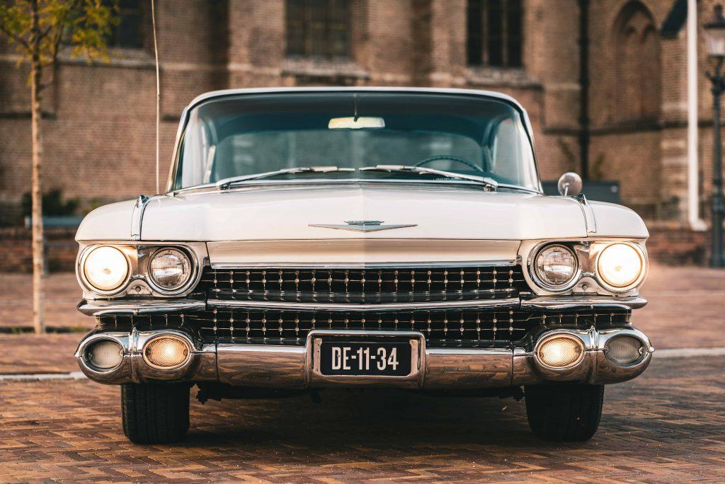 Cadillac voorkant