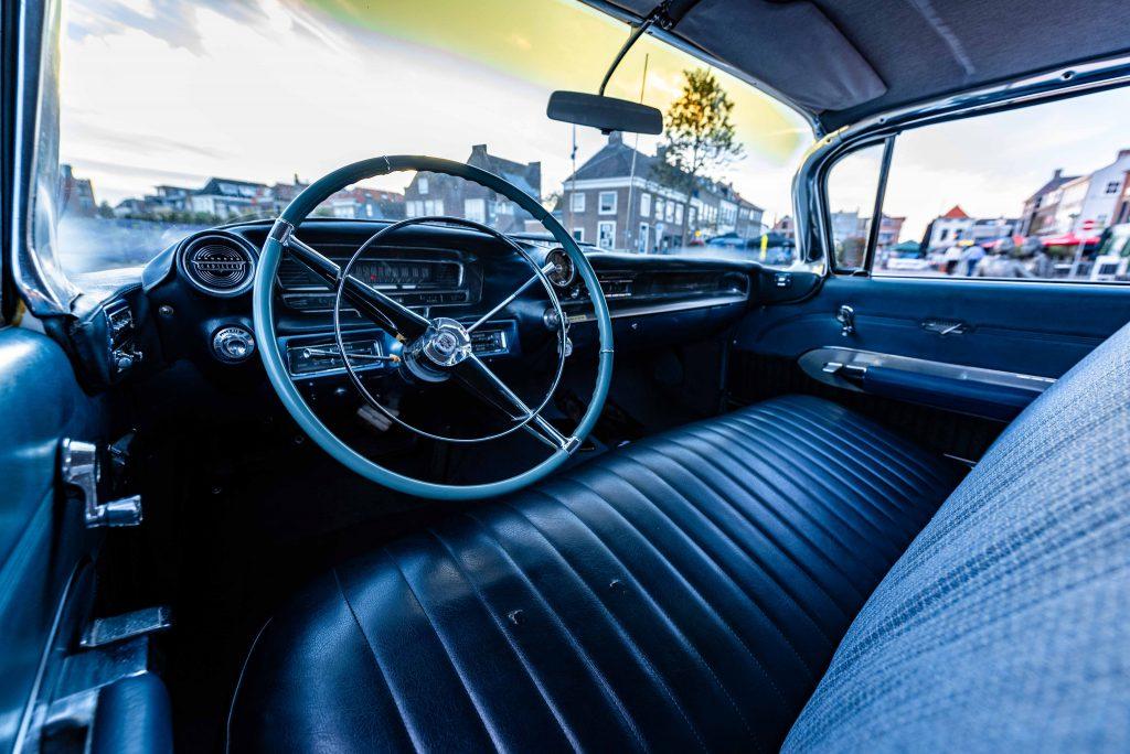 Cadillac Interieur